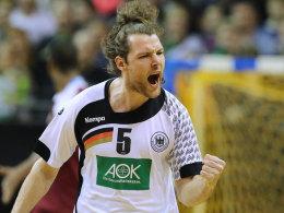 Erlangen holt Europameister Sellin als Rahmel-Ersatz