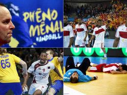 Ansage, Schreihals, Tanker: Die spektakulärsten WM-Bilder