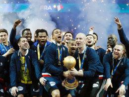 33:26! Frankreich zum sechsten Mal Weltmeister
