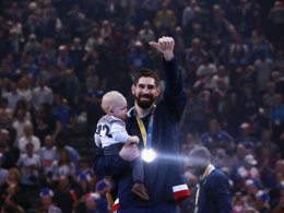 Kein Deutscher im All-Star-Team - Karabatic MVP