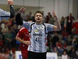 Isländischer Nationalspieler für Balingen