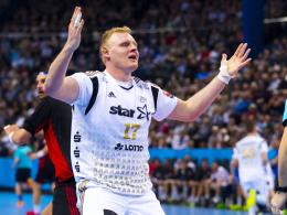 THW Kiel verliert umkämpfte Partie gegen Veszprem