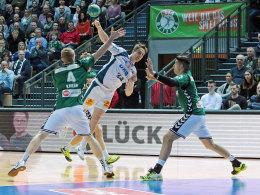 SCM siegt im Topspiel - Bergischer HC gewinnt Kellerduell