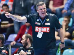 Ab sofort: Jacobsen coacht auch Dänemark