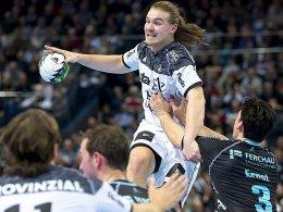 Starker THW Kiel festigt Platz zwei