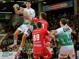 Göppingen im EHF-Pokal weiter erfolgreich