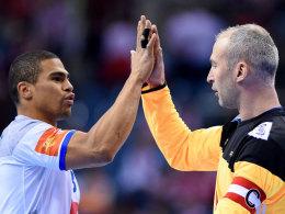 Omeyer und Narcisse treten aus Nationalteam zurück