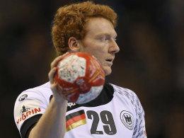 Nationalspieler Theilinger verlängert in Erlangen