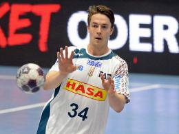Magdeburg steht im Viertelfinale des EHF-Cups