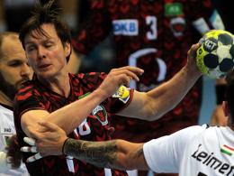 EHF-Cup: Füchse Berlin legen im Viertelfinal-Hinspiel vor