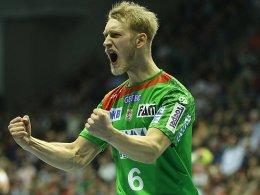 EHF-Cup: Magdeburg mit einem Bein im Final Four