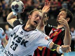 Flensburgs Handballer scheitern im Viertelfinale