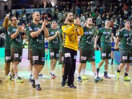 HBL-Trio im Final Four des EHF-Pokals - Melsungen scheitert