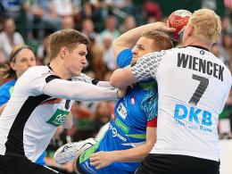 Wolff wieder überragend: DHB-Team löst EM-Ticket