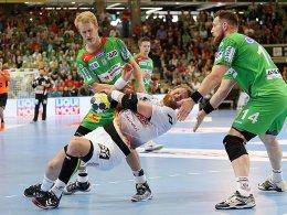 Berlin und Göppingen im Finale des EHF-Pokals