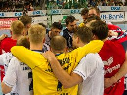 Flensburg nach Sieg bei HCE im Titelkampf wieder vorne