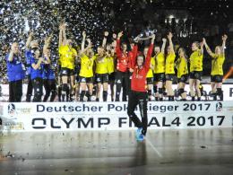 Frauen: Buxtehude zum zweiten Mal DHB-Pokalsieger