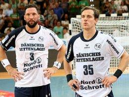 Flensburg patzt erneut im Meisterschaftsrennen