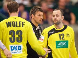 DHB-Coach Prokop gibt Länderspiel-Aufgebot bekannt