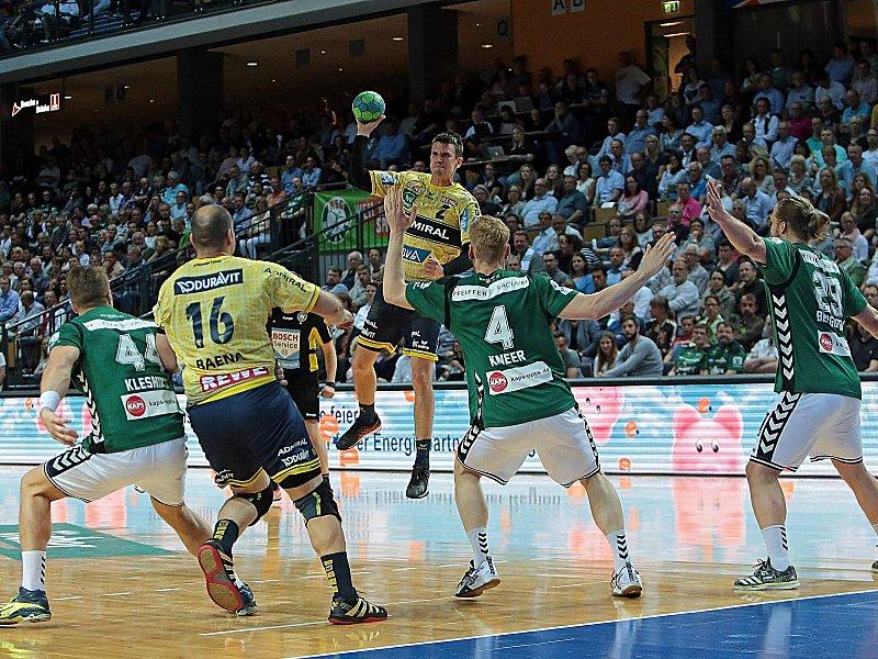 HSG Wetzlar schlägt amtierenden Handball-Meister