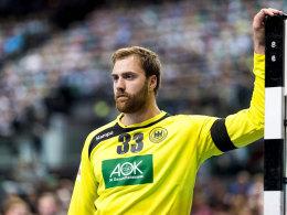 DHB-Team in Topf 1 gesetzt: Wolff sind die Gegner egal