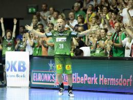 Top-Torjäger Weber verlässt den SC Magdeburg