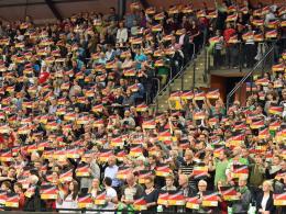 Mehr als 300.000 Tickets für deutsche Spielorte verkauft