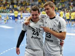 Kiels EHF-Abenteuer beginnt in Drammen - SCM gegen Porto