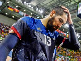 Schock für Frankreich: WM-Aus für Nikola Karabatic!