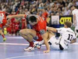 MT spielt mit: Pokal-Viertelfinale in Kiel vorverlegt