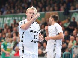 Achter Sieg in Serie: Bei Kiel läuft's