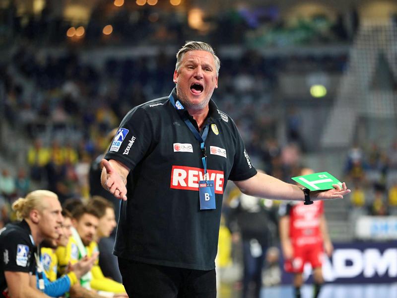 Er will wieder attraktiveren Handball sehen: Löwen-Coach Nikolaj Jacobsen.