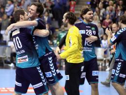 Auch Füchse weiter - Nur SCM verpasst EHF-Cup-Gruppenphase