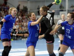 Favoriten, Modus, TV: So läuft die Handball-EM der Frauen