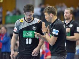 WM rückt näher: Prokop holt Schiller dazu - Wiede zurück