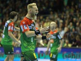 Magdeburg überrollt Göppingen und steht im Final Four