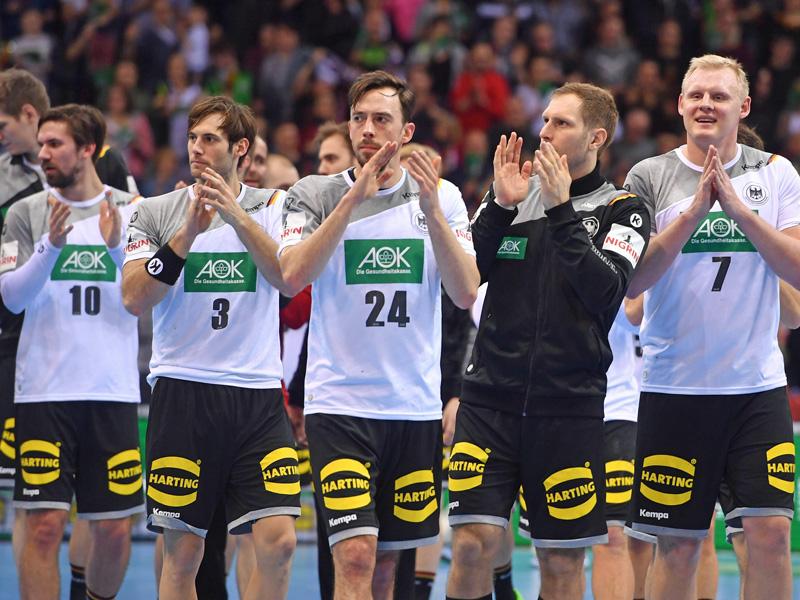 Deutschland gewinnt bei Handball-WM gegen Brasilien