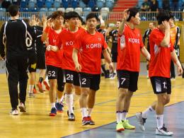 Spieler aus Nord- und Südkorea kennen sich erst seit 22. Dezember