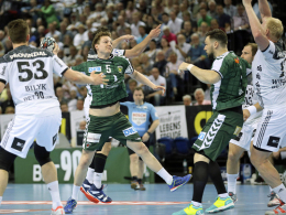 Pokal-Halbfinale gelost: Füchse treffen auf Rekordsieger Kiel