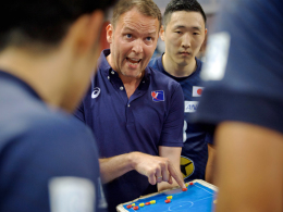 So leistet Sigurdsson in Japan Aufbauhilfe