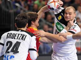DHB besiegt auch Spanien - Halbfinale gegen Norwegen