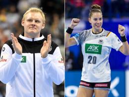 Handballer des Jahres: Wiencek und Bölk geehrt