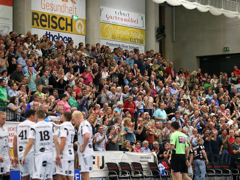 THW Kiel unantastbar: So viele Fans strömten in die Hallen