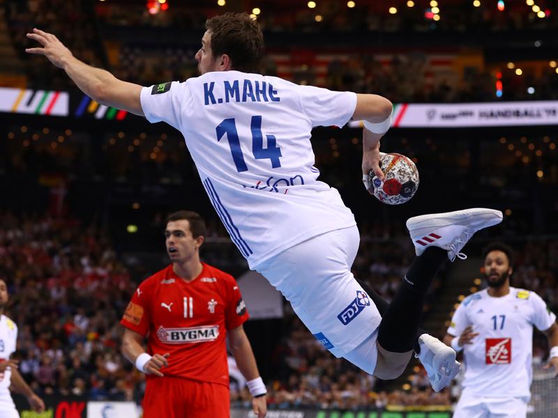 Gensheimer Vierter - Hansen Bester: Top-Torschützen der WM