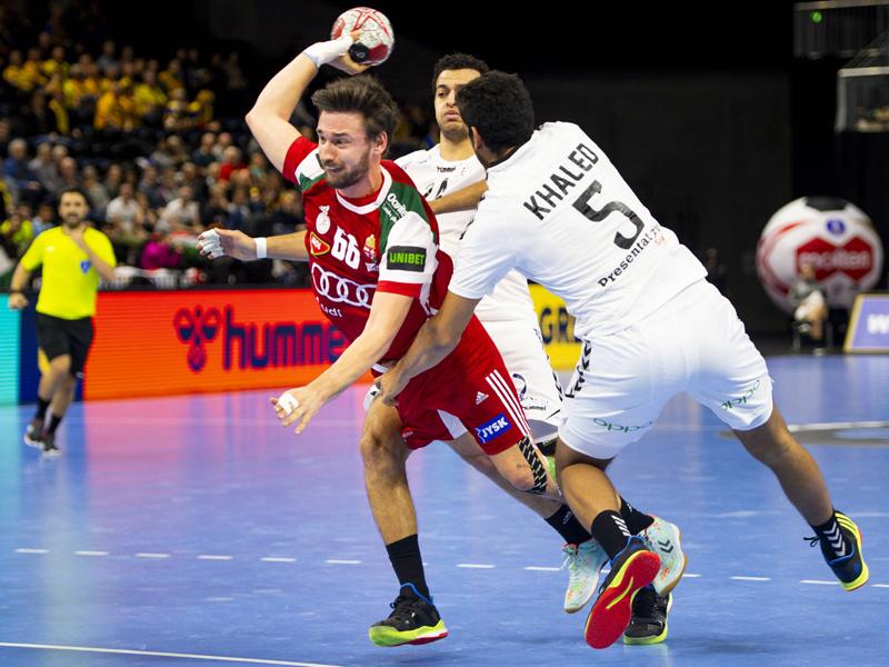 Gensheimer auf der Jagd: Die Top-Torschützen der Handball-WM