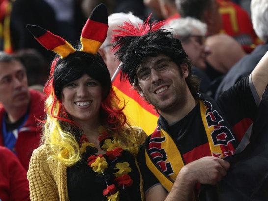 Deutsche Fans