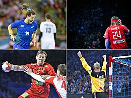 Von Welthandballern bis Wetzlar: Die Stars der WM