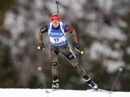 War beim Sprint in Ruhpolding nicht zu bremsen: Franziska Hildebrand.