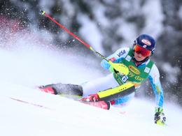 Nach zweimonatiger Verletzungspause wieder am Start: US-Star Mikaela Shiffrin.