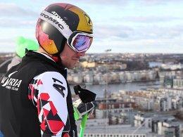 Gestern Stockholm, morgen Hinterstoder: Marcel Hirscher will den Szenenwechsel in viele Weltcup-Punkte ummünzen.